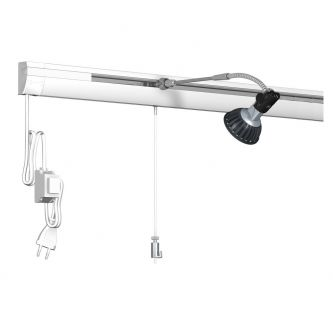 Combi Rail Pro Light set LED 400 cm