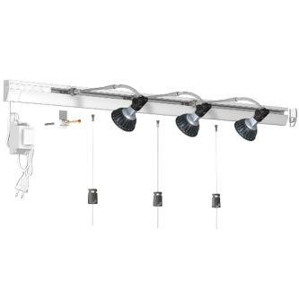 Combi Rail Pro Light set LED 600 cm