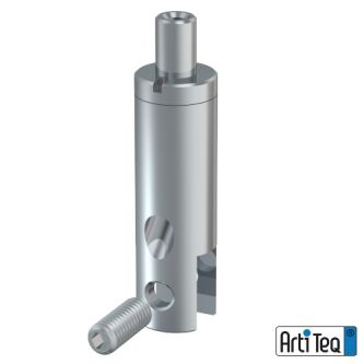Staaldraadklemhaak zelfklemmend 1,2 mm staal STO1NI