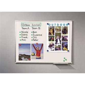 Whiteboard Premium Plus 30x45 cm