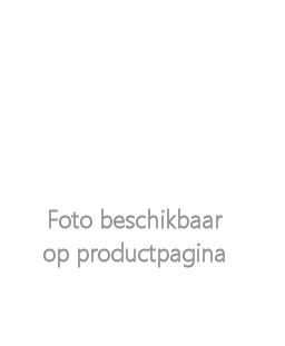Click Rail Pro Eindkap wit