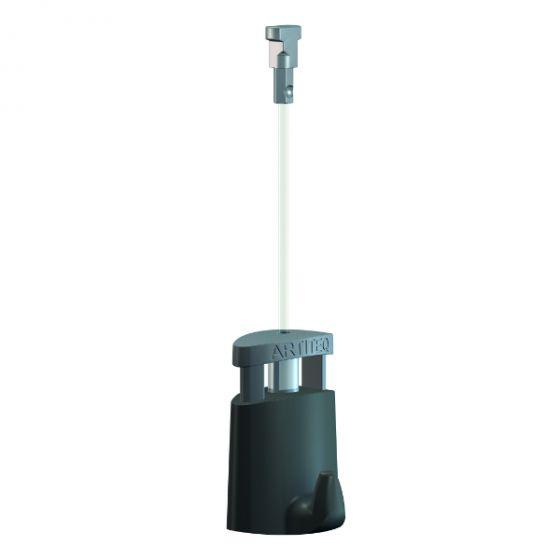 Twister perlonkoord 150 cm + Micro Grip 20 kg