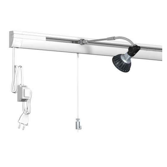 Combi Rail Pro Light wit complete set - 200 cm