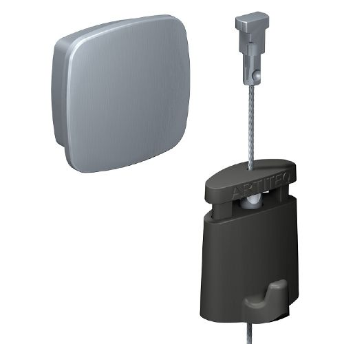 Uniq hanger staaldraad plus microgrip