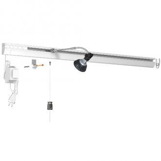 Combi Rail Pro Light wit complete set - 200 cm