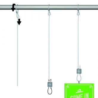 Loop hanger plus lus 200 cm 10 kg