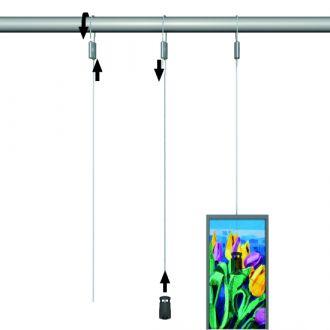 Loop Hanger plus Micro Grip 200 cm 10 kg