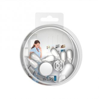 Picture Mouse Solo met Mouse magnets wit