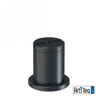 Plafondbevestiging zwart CO1BL