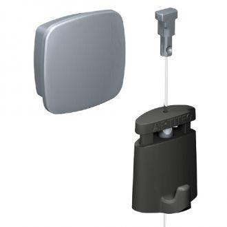 Uniq hanger perlonkoord plus microgrip 5 kg